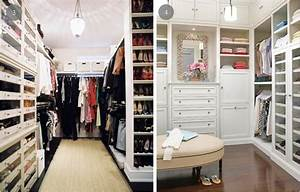 Walk In Closet : walk in closet inspiration ~ Watch28wear.com Haus und Dekorationen