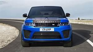 Should A Range Rover Have A Carbon Bonnet