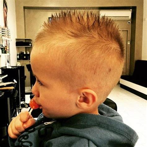 Mohawk Hairstyles Boys by 20 Awesome And Edgy Mohawks For Mohawk