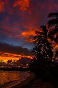 Sunrise Sunset Oahu Hawaii