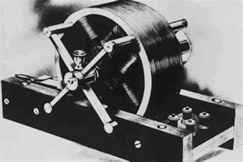 Invention Of Electric Motor by Nikola Tesla Electric Motor Impre Media