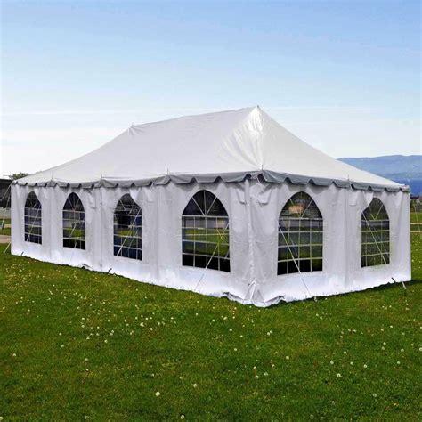 Gazebo Tent Canopy 20 X 40 Commercial Pole Tent Canopy Gazebo