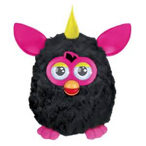 Punky Pink Furby