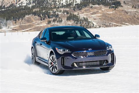 2019 Kia Stinger Gt Atlantica Limited Edition, Global