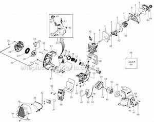 Husqvarna 125c Carburetor Diagram