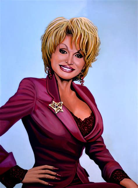 dolly parton painting painting art prints  posters