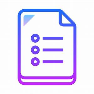 List Icon - Free Download at Icons8