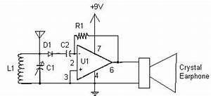 Op amp radio audio circuit circuit diagram seekiccom for Op amp radio