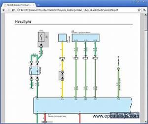 Toyota Matrix  Pontiac Vibe  Repair Manual Download