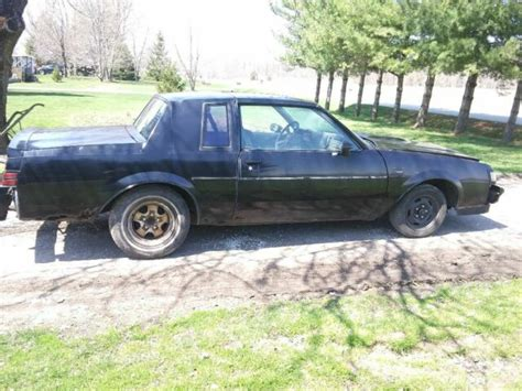 Buick Grand National Parts by Buick Grand National N R Parts Car Classic Buick Grand