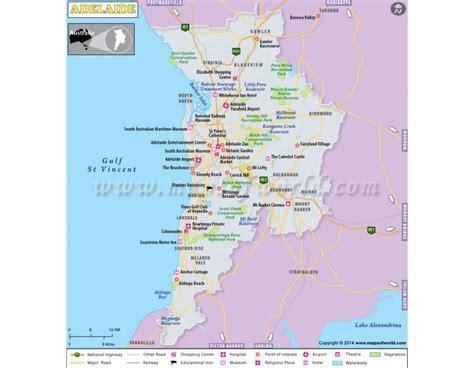 buy adelaide map