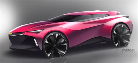 How Patac Created The Chevrolet Fnrx [ad]  Car Design News
