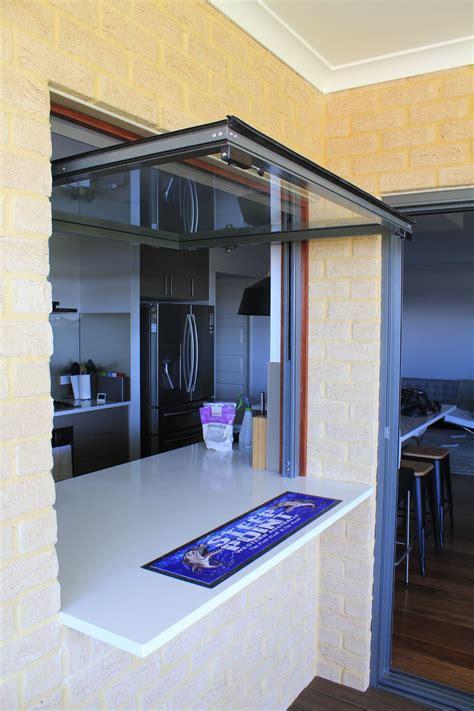 sunshine coast glass fold  window east coast garage doors