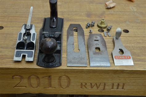minimal bench plane tuning hand tools woodworking hand