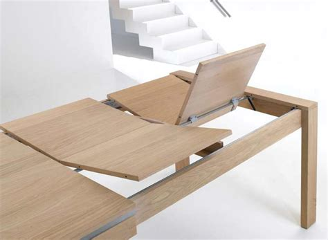 Superior Table Extensible Bois Massif #7 Table