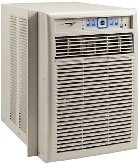 frigidaire fakpv  btu slidercasement room air conditioner  full function