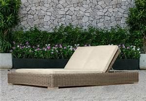 Chaise Longue 2 Places : chaises longues de jardins tous les fournisseurs chaise longue pliable transat bain de ~ Teatrodelosmanantiales.com Idées de Décoration