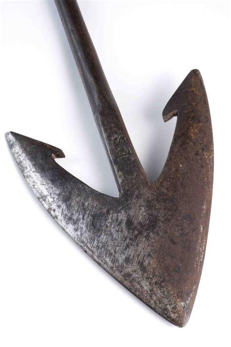 whaling harpoon queensland historical atlas