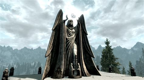 Statue Of Meridia By Ivanlionheart On Deviantart