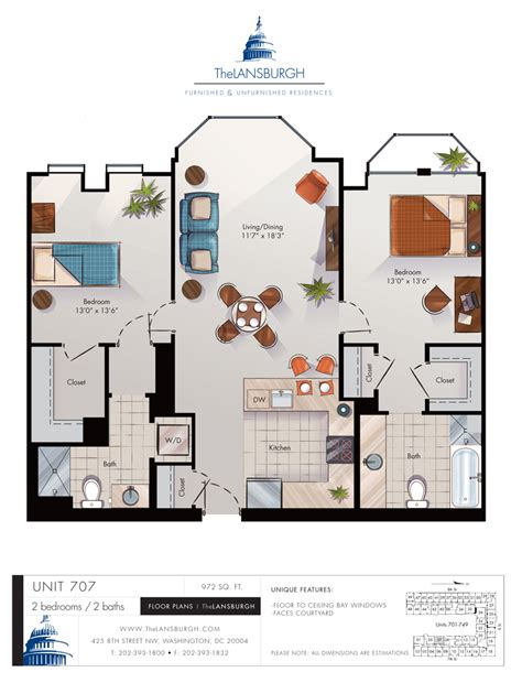floor plans  lansburgh