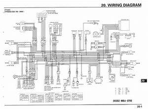 1988 Honda Shadow Wiring Diagram
