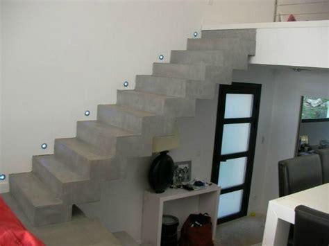 beton cire escalier interieur escalier b 233 ton cir 233 gris novembre 2009 betons cires