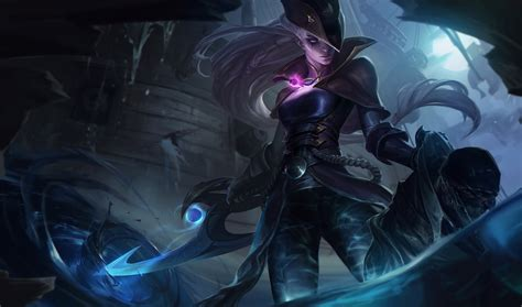 dark waters diana lol wallpapers