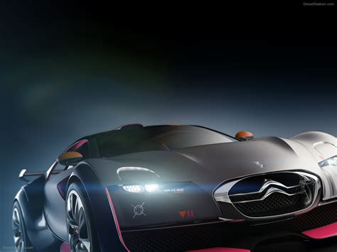 Citroen Survolt Concept 2018 Exotic Car Wallpapers 08 Of