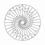 Fibonacci Spiral Coloring Geometry Sacred Pages Geometric Mandala Tattoo Flickr Spirals Origami sketch template