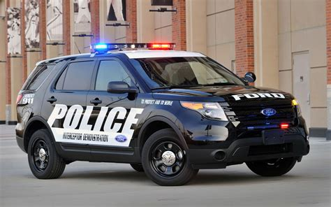 Cop Cars by Ford Explorer Interceptor Utility Best Selling Cop Car