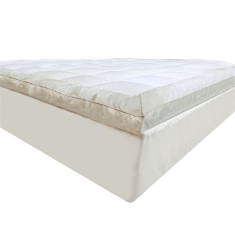 Luxo King Microfibre Pillow Top Mattress Topper  Buy King