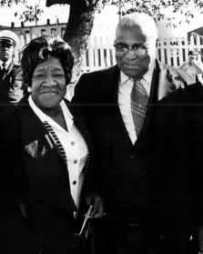 Martin Luther King Jr Parents