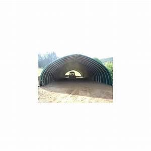 Tunnel Agricole Pas Cher : tunnel pvc de stockage l8 x p6 x m pas cher ~ Dode.kayakingforconservation.com Idées de Décoration