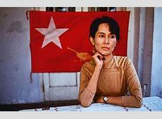Aung San Suu Kyi by Steve McCurry Photography Agenda