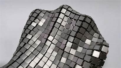 Fabric Nasa Chain Future Mail Space Basically