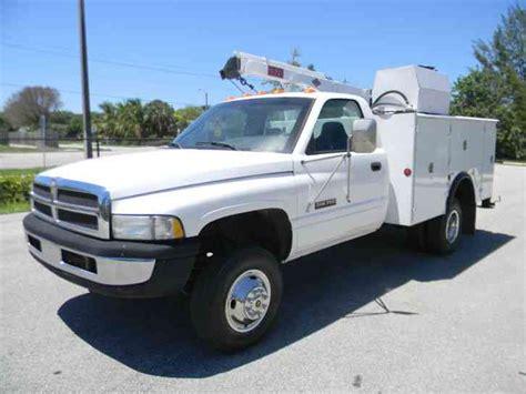Dodge Ram 3500 (1999) : Utility / Service Trucks