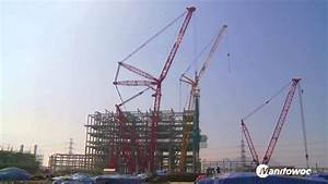 Manitowoc 31000 Handover and First Lift - YouTube