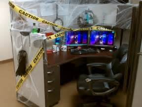 halloween decorating ideas for the office cubicle joy