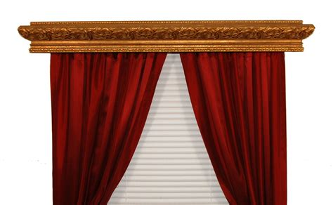 Bcl Drapery Hardware, Double Curtain Rod Cornice