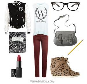 Cute Outfits to Wear to High School