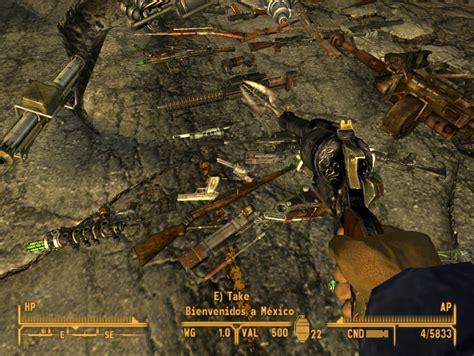 fallout nv modern weapons mod recipe