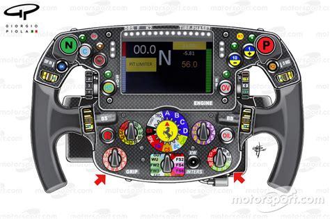 Volante Formula 1 by Sf70h Volante A Illustrazioni 2017 Formula 1 Foto