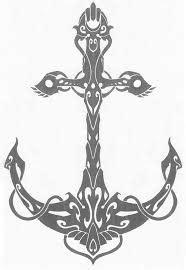 celtic anchor knots - Google Search | Anchor tattoo design