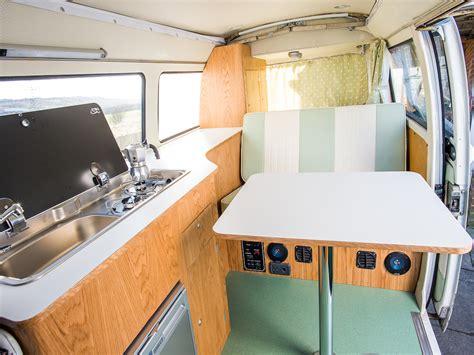 vw  classic interior vw camper interiors
