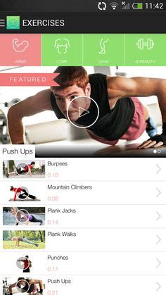 day fitness mobile app images  day fitness