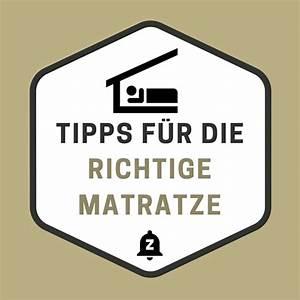 Die Richtige Matratze Finden Test : mit diesen tipps die richtige matratze finden wohn blogger ~ Michelbontemps.com Haus und Dekorationen