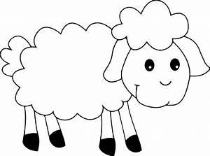 impressive sheep coloring pages 95 coloring pages of a lamb With lamb template to print