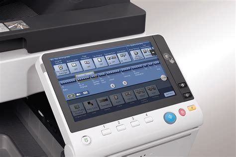 Maybe you would like to learn more about one of these? Konica Minolta bizhub 368   B&W Mid-Volume Multifunction ...