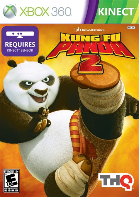 Win The New Kung Fu Panda 2 Game For Xbox 360 Kinect Or
