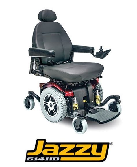 jazzy 614 hd power chair by pride mobility nashville